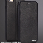 XUNDD Saina Series Folio Stand Leather Case with Card Slot for Apple iPhone 6 / 6S