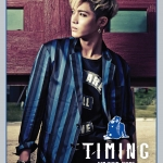 [Pre] Kim Hyun Joong : 4th Mini Album - Timing
