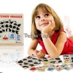 จิ๊กซอว์เงา Matched Images