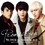 [Pre] Super Junior K.R.Y : Japan Winter Concert Memorial Single - [Promise You] CD+DVD/First Limited