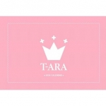 [Pre] T-ara : 2014 Season Greeting - Calendar (Desk) [+Starcard (1p)]