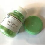 Apple Green Mica ผงไมก้าสีแอปเปิ้ลเขียว
