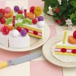 ชุดเค้กผลไม้ (Mother Garden Fruit Cake Set)
