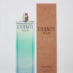 น้ำหอม CK Eternity Aqua for women 100ml l Tester กล่องน้ำตาล ไม่มีฝา