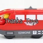 หัวรถไฟ สีแดง ยี่ห้อ EDWONE