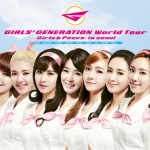 [Pre] SNSD : GIRLS' GENERATION WORLD TOUR - GIRLS & PEACE IN SEOUL (DVD 2 Disc+Special Color Photobook+Poster in package (Only First Limited))