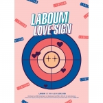 [Pre] Laboum : 1st Mini Album - LOVE SIGN +Poster