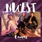 [Pre] Nu'est : 5th Mini Album - Canvas (Reissue)