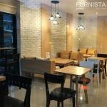 เก้าอี้โซฟายาว สไตล์ญี่ปุ่น สำหรับแต่งร้านกาแฟ ร้านอาหาร