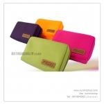 GB051 กระเป๋าถือ ใส่สมุดบัญชี ของใช้ จุกจิกทั่วไป ด้านในมีช่องใส่สมุดบัญชีธนาคาร ตรายาง เปิด-ปิด ด้วยซิบ