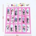 ที่คั่นหนังสือ Bigbang(18 ชิ้น)