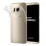 เคส Samsung S8 เคสฝาหลังแบบใส บางแนบเครื่องกระชับมือ โชว์เครื่องสวย