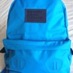 Superdry - True Montana Superstar Backpack - สีน้ำทะเล ซิปดำ