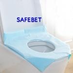 GK251 กระดาษรองนั่ง สำหรับรองนั่งบนฝาชักโครก สุขภัณฑ์ ป้องกัน เชื้อโรค แบคทีเรีย พกพาเดินทาง ท่องเที่ยว