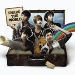[Pre] TVXQ : Jap. 27th Single - Share The World (CD+DVD)