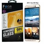 กระจกนิรภัยโฟกัส HTC One M9 Plus