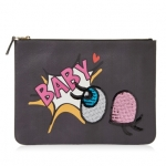 [Pre] PLAYNOMORE : SHY BABY BABY - BLACK (LARGE)