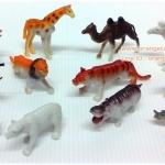 ชุดสัตว์ป่าจิ๋ว 12 ตัว