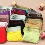 กางเกงใน ทอม - CK Candy Color ขอบเล็ก [Pre-Oder]