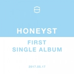 [Pre] HONEYST : 1st Single Album +Poster
