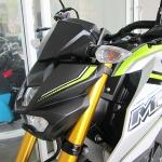 ขาย Yamaha M-Slaz ปี 2016 ไมล์แท้ 963 กม