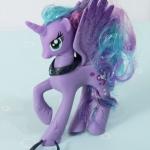 โมเดลม้าโพนี่ โพนี่ My little Pony luna princess 14 cm