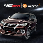 New Fortuner 45ฺBAR by Access 5 ชิ้น