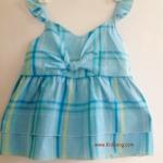เสื้อเด็กลายฟ้า Petit Pumm ไซส์ 5Y