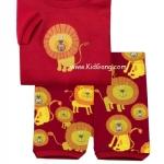 ชุดนอนเด็ก GCP_Baby ลาย Lion ไซส์ 2,3ปี