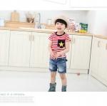เสื้อผ้าเด็ก ลายRED (CI & SI)ไซส์ 110