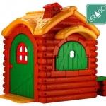 บ้านไม้กลางป่า SIZE:131X162X158 cm.