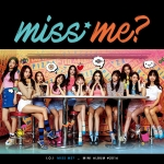 [Pre] I.O.I : 2nd Mini Album - miss me? +Poster