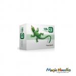 Magic Nuudles® ตัวต่อทำจากแป้งข้าวโพด ธรรมชาติที่ดีที่สุด ขนาด 100 ชิ้น/กล่อง