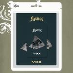 [Pre] VIXX : 3rd Mini Album - Kratos (Kinho Card Album) +Poster