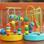 ขดลวดลูกปัด Mini Looping Coasters