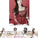 [Pre] Girl's Day : 2nd Album - LOVE (SMC Kinho Card Ver.) (Minah Ver.)