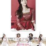 [Pre] Girl's Day : 2nd Album - LOVE (SMC Kinho Card Ver.) (Minah Ver.)
