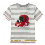 เสื้อเด็กเนื้อนิ่ม ลาย CAR ไซส์ 18-24ด,2,6 ปี