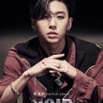 [Pre] B.A.P : 2nd Album - NOIR (BangYongGuk Ver.) (Limited Edition) +Poster