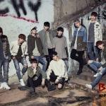 [Pre] UP10TION : 5th Mini Album - BURST +Poster