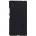 Nillkin เคสฝาหลังแบบนุ่มมือ Lenovo P70 (สีดำ)