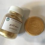Gold Mica ผงไมก้าสีทอง