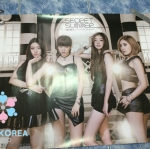 [Poster พร้อมส่ง 1 ใบ] Secret : 5th Mini Album - Secret Summer