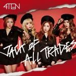 [Pre] 4TEN : 1st Mini Album - JACK OF ALL TRADES
