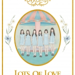 [Pre] GFRIEND : 1st Album - LOL (Lots Of Love Ver.) +Poster