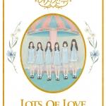 [Pre] GFRIEND : 1st Album - LOL (Lots Of Love Ver.) +Poster