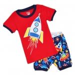 ชุดนอนเด็ก Gap_Baby ลาย จรวด ไซส์ 2,3,4,5ปี