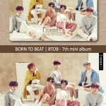 [Pre] BTOB : 7th Mini Album - I Mean (Kinho Card Album)