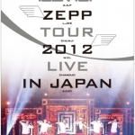 [Pre] Teentop : ZEPP Tour 2012 Live In Japan (2DVD+54p Photobook)