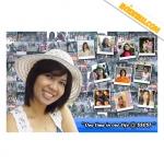 ภาพโฟโต้มิ๊กซ์ Background Mosaic